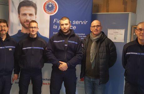 Visite au Centre de Détention de Châteaudun pour les Terminales MS