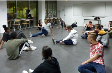 Deux soirées autour de la danse Hip Hop pour les élèves internes