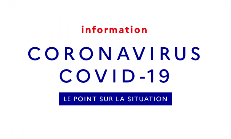 COVID 19 INFORMATION ACTUALITES